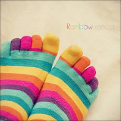 rainbow mood