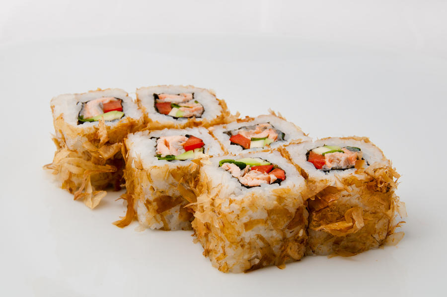 sushi 01 by justerZ