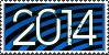 2014 stamp