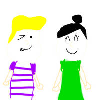 Schroeder And Violet