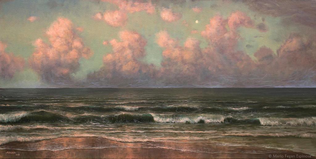 Spirit of the Sea by MarioFegan
