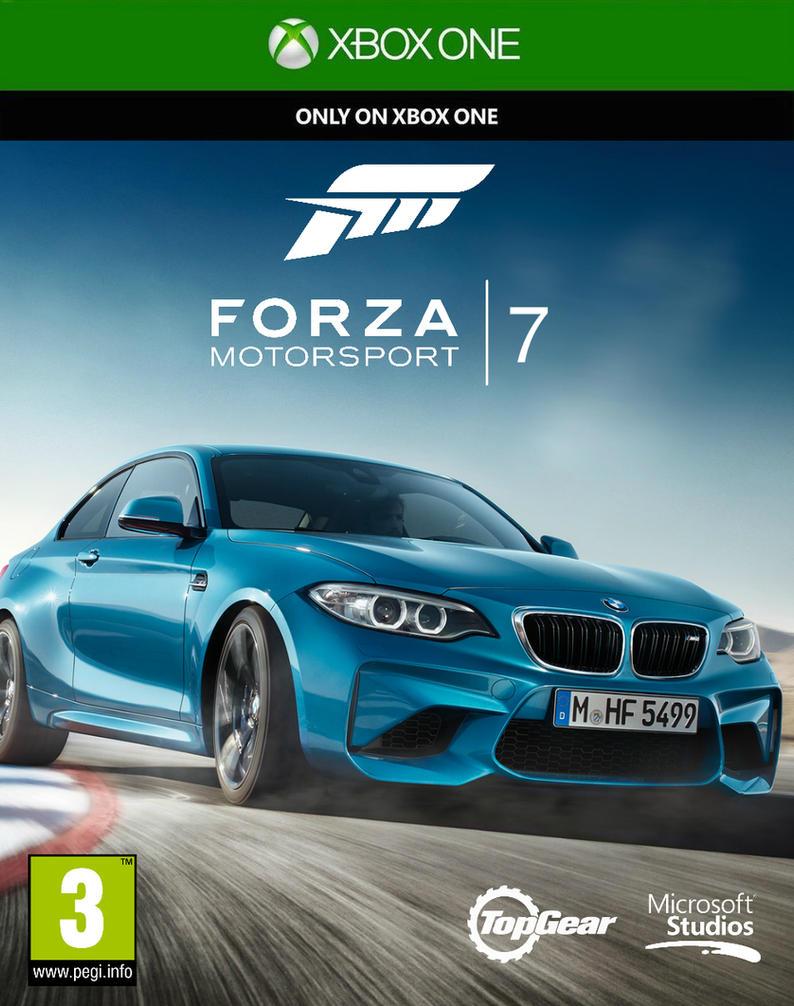 Forza Motorsport 7 Fan Cover One By XenokoHarinezumi