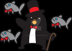 Concept Art - Senor Pinguino y sus Amigos