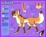 Kalida Ref Sheet