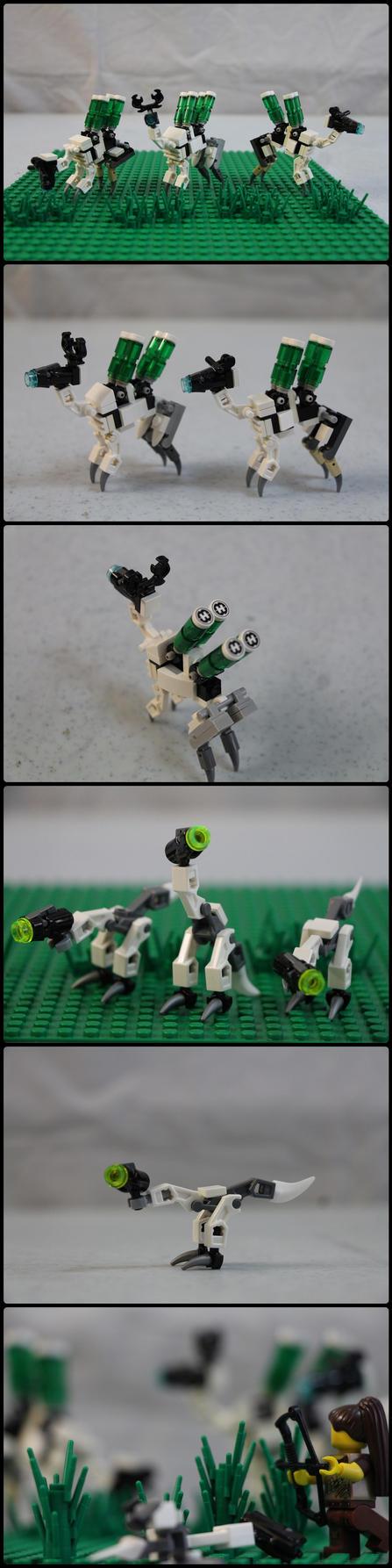 Lego Horizon Zero Dawn by ejaylee