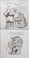 Losing Red Heads Support Group by ejaylee