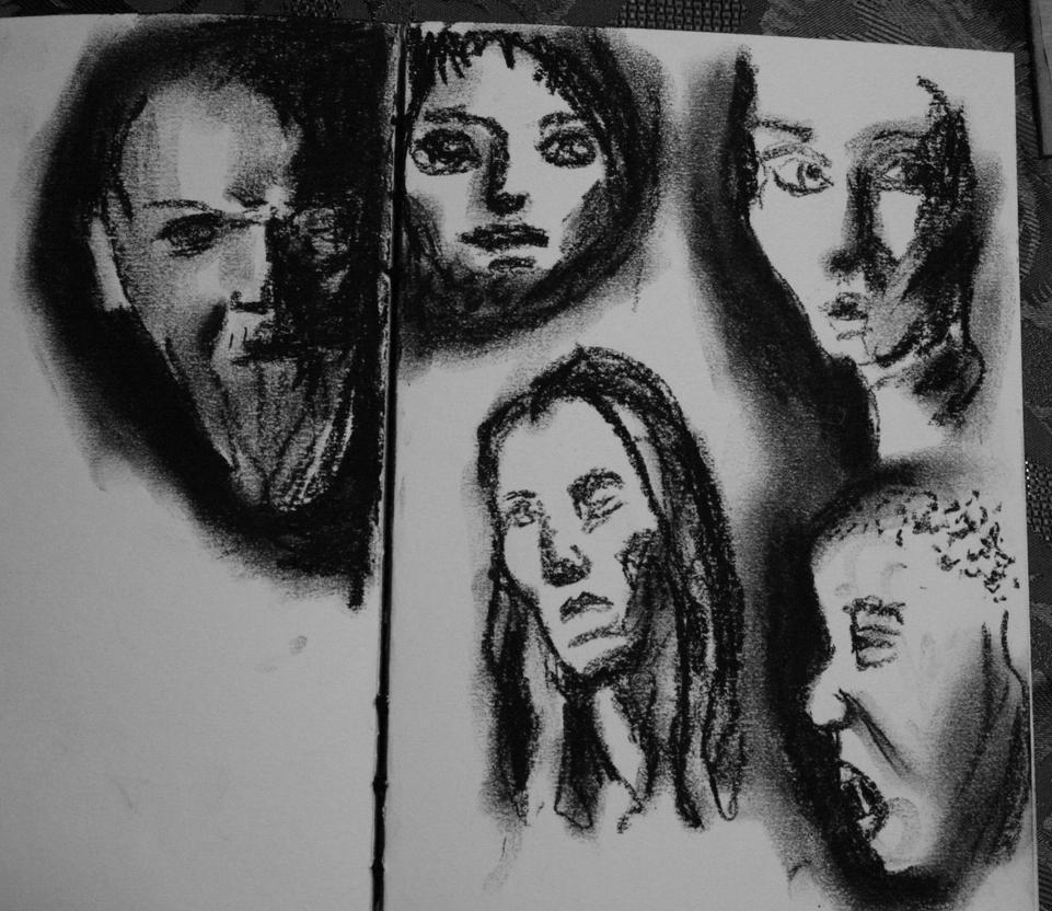 SketchbookPage4 by JacquelinElizabeth