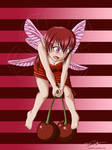 Chibi Rainbow Faries - Red