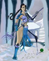 Hel's Winter Harvest 2015 (Print Only)