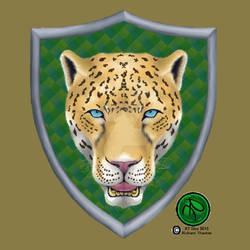 Jaguar Shield Logo 2016 (Print Only)