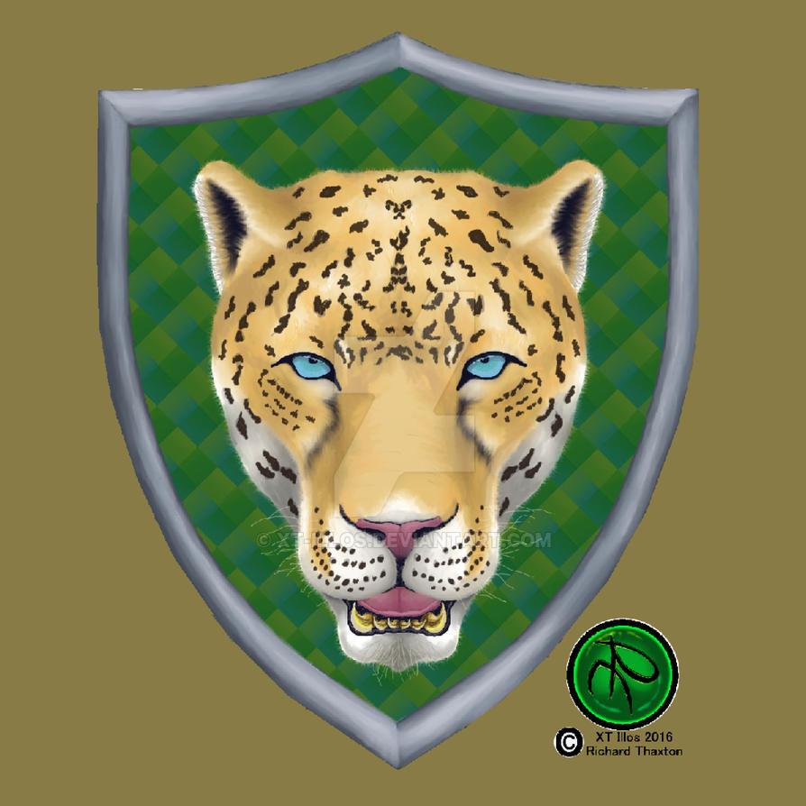 Jaguar Shield Logo 2016 (Print Only) by XT-Illos