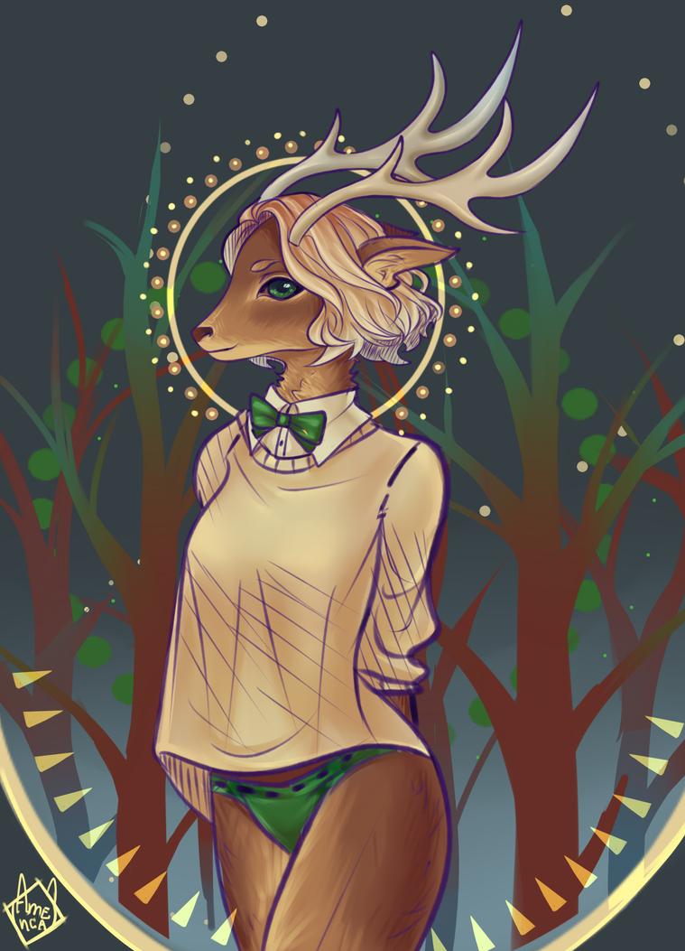 furry: 1 by marichurina