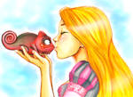 A kiss for Pascal