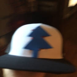 Muh dipper hat