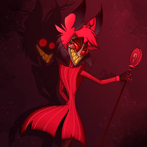 Hazbin Hotel Alastor The Radio Demon
