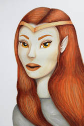 Elf by MyWeirdImagination
