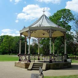 Albert Park Bandstand