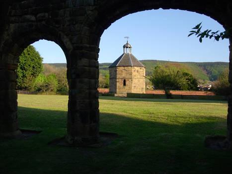 Monument at Guisborough Priory