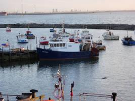 Tees Dock Lifeboats