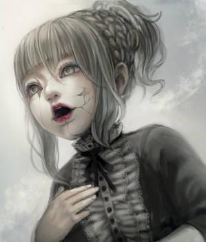 doll was still all
