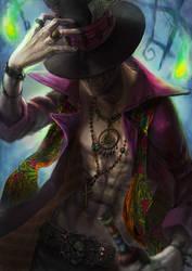 Magician by mettyori