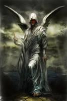 angel by mettyori