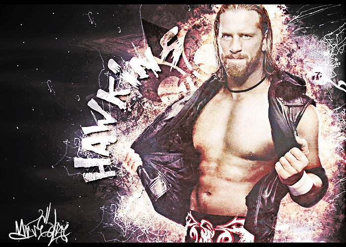 Curt Hawkins by Andrea6661