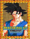 Goku from GT