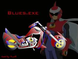 Blues Bike by prime92