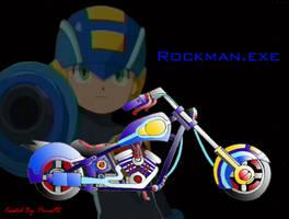 Rockman Bike by prime92