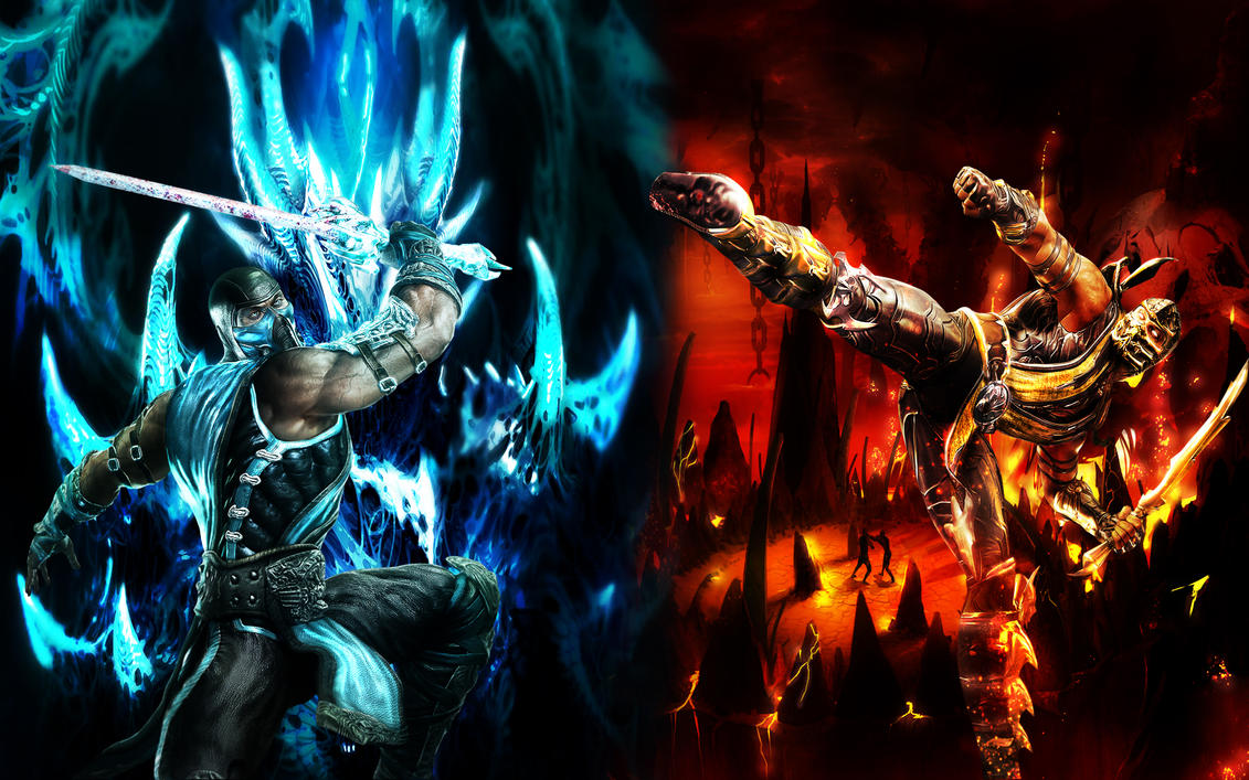 Mortal Kombat Wallpaper By Banan163 On DeviantArt