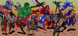 Avenger Assemble