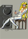 Dazzler singer by Bryce22