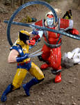 Omega Red attacks by rosepab