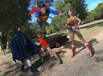 DC Universe Yesteryear