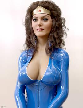 Lynda Blue Latex
