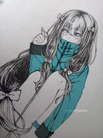 Sagiri Izumi by tinywhitestar