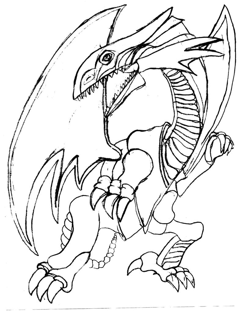 blue dragon coloring pages - photo#26