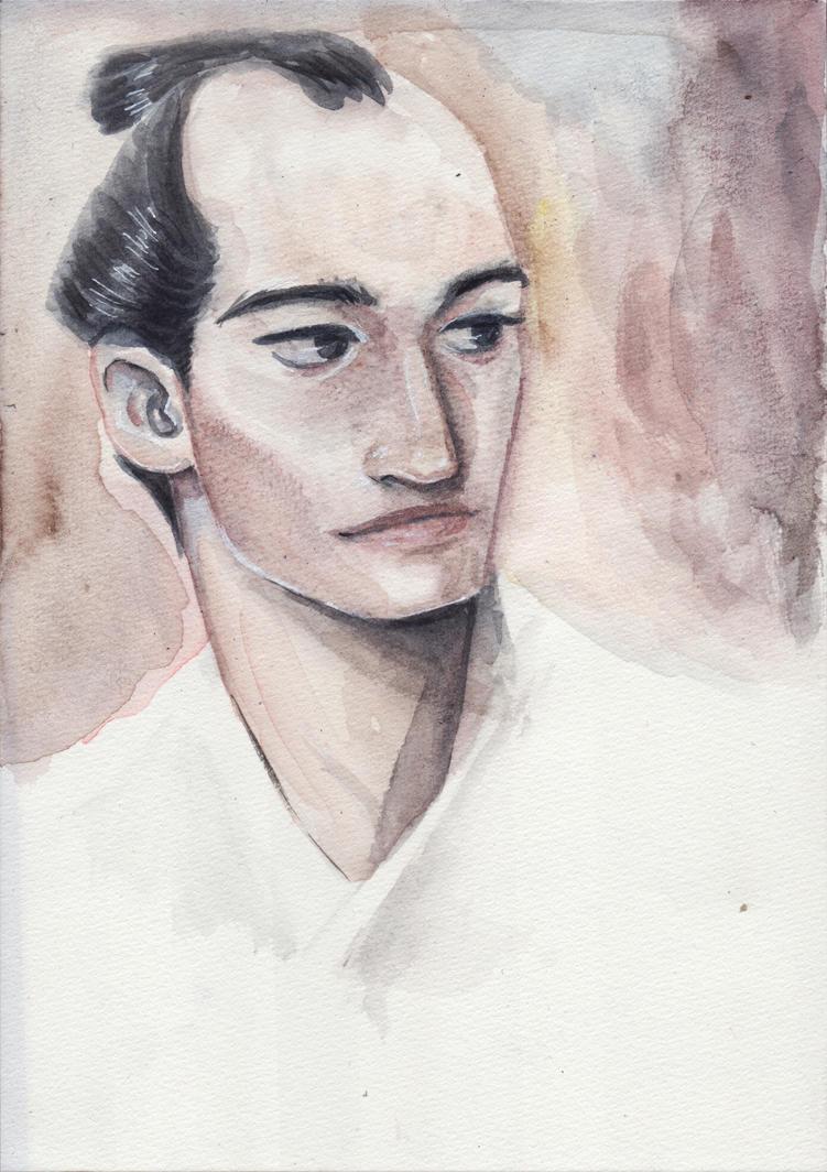 Yagi Heizaemon by Danikatze