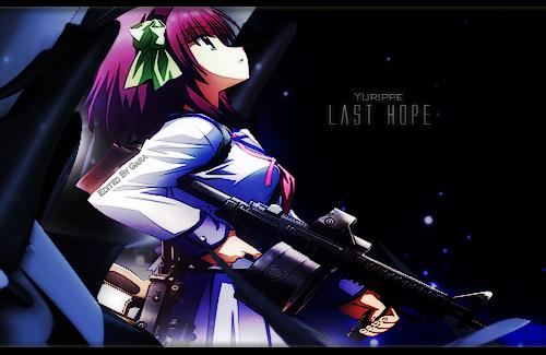 Yurippe Last Hope [Angel beats] by GaraAgata on DeviantArt