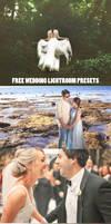 5 Free Wedding Lightroom Presets