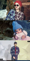 50 Free Winter Season Photoshop Actions