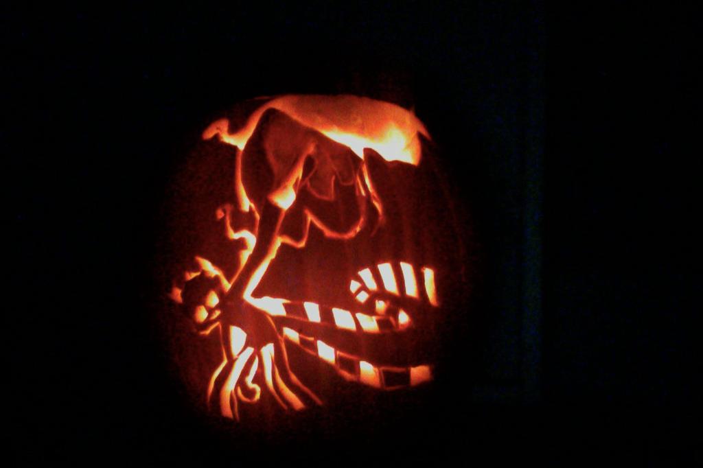 Eridan Pumpkin 2 by MilkyHalo