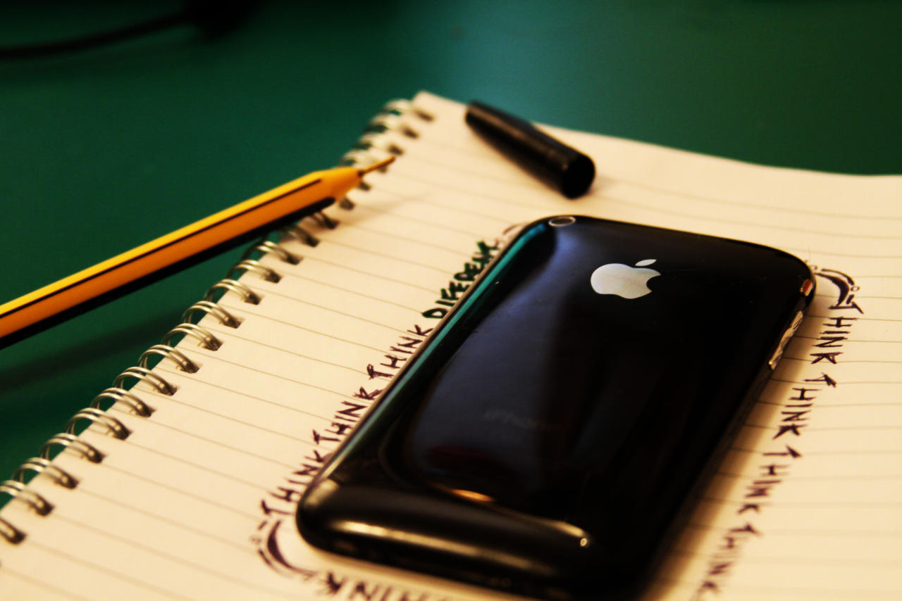 Think iPhone by Skillteo