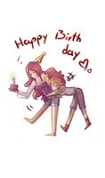 +Happy Birthday Elli + by TheFrozenDiamond