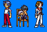 Anime Sprites 2 by BrokenArcAngel