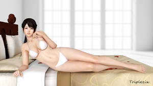 She is beautiful like an angel (Kokoro)