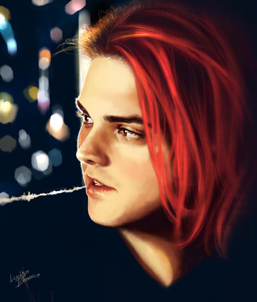 Gerard Way Beautiful