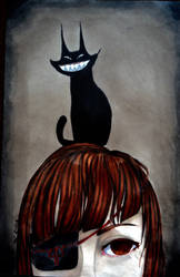 Little Black Cheshire