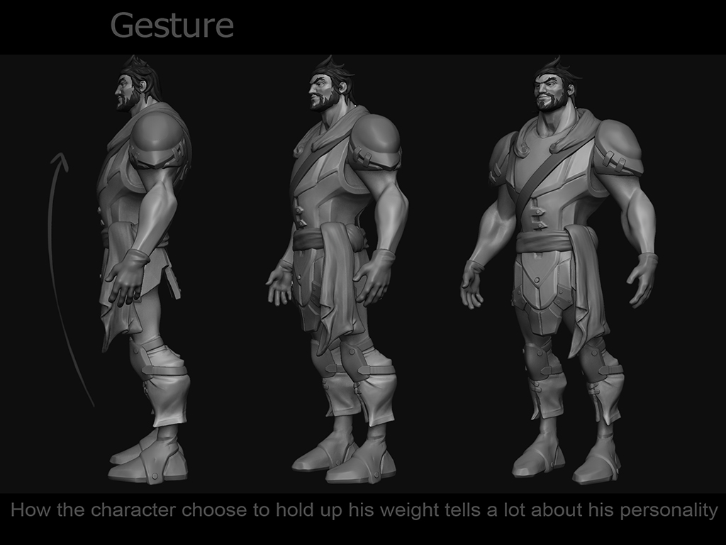 Game Character Design Tips : Character design lecture by vertexbee on deviantart
